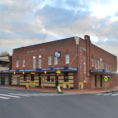 Exchange Hotel Blayney Thumbnail 243x243