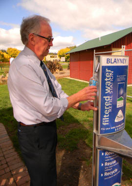 CTW - Bottle Filling Station