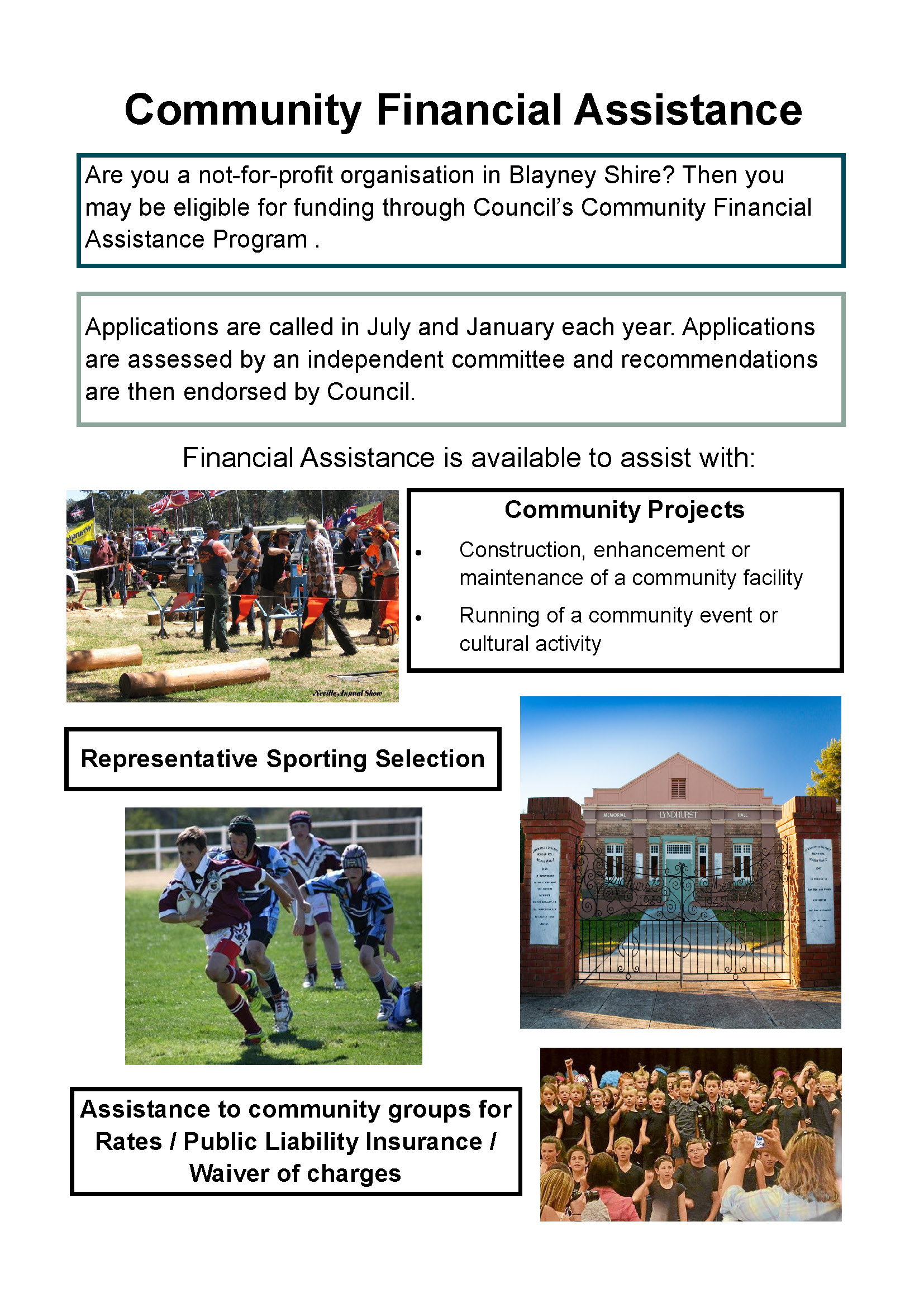 Blayney Shire Council Financial Assistance Forum Invitation and Flyer_Page_2