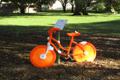 Knittedbike120x80