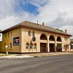Hotels motels blayney council for Food bar blayney