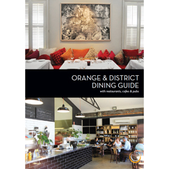Orange Region Dining Guide Thumbnail 243x243