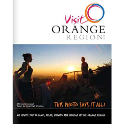 Orange Region Visitor Guide Thumbnail 243x243